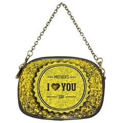Happy Mother Day Chain Purses (two Sides)