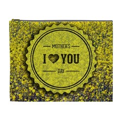 Happy Mother Day Cosmetic Bag (xl)