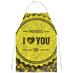 Happy Mother Day Full Print Aprons