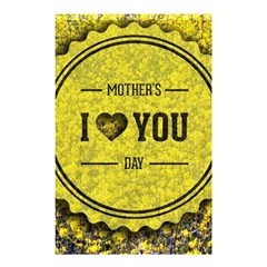 Happy Mother Day Shower Curtain 48  X 72  (small)