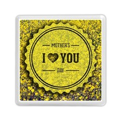 Happy Mother Day Memory Card Reader (square)