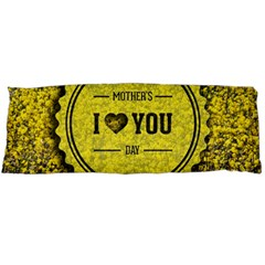 Happy Mother Day Body Pillow Case (Dakimakura)