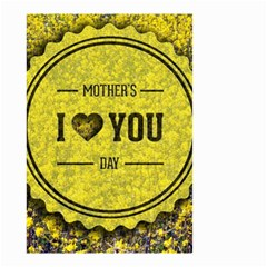 Happy Mother Day Small Garden Flag (two Sides)