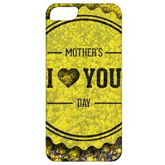 Happy Mother Day Apple iPhone 5 Classic Hardshell Case