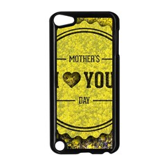 Happy Mother Day Apple iPod Touch 5 Case (Black)