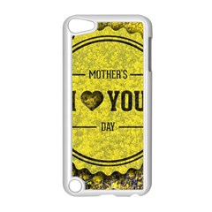 Happy Mother Day Apple iPod Touch 5 Case (White)