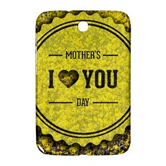 Happy Mother Day Samsung Galaxy Note 8.0 N5100 Hardshell Case