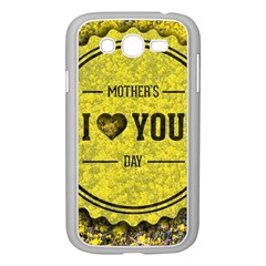 Happy Mother Day Samsung Galaxy Grand DUOS I9082 Case (White)