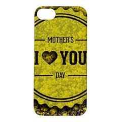 Happy Mother Day Apple Iphone 5s/ Se Hardshell Case