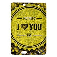 Happy Mother Day Amazon Kindle Fire HD (2013) Hardshell Case