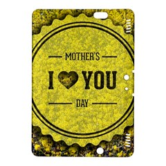 Happy Mother Day Kindle Fire HDX 8.9  Hardshell Case