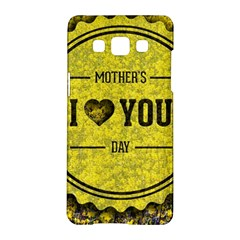 Happy Mother Day Samsung Galaxy A5 Hardshell Case