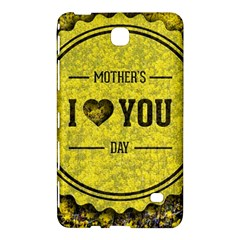 Happy Mother Day Samsung Galaxy Tab 4 (7 ) Hardshell Case
