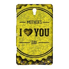 Happy Mother Day Samsung Galaxy Tab S (8 4 ) Hardshell Case