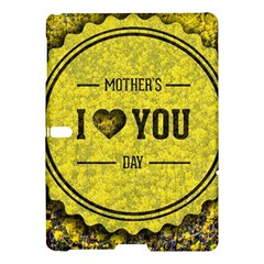 Happy Mother Day Samsung Galaxy Tab S (10.5 ) Hardshell Case