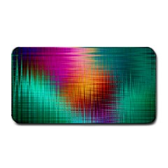 Colourful Weave Background Medium Bar Mats