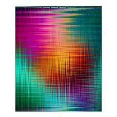 Colourful Weave Background Shower Curtain 60  X 72  (medium)