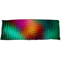 Colourful Weave Background Body Pillow Case Dakimakura (Two Sides)