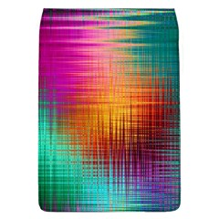 Colourful Weave Background Flap Covers (l)