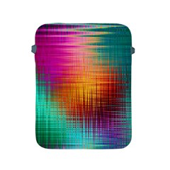 Colourful Weave Background Apple Ipad 2/3/4 Protective Soft Cases
