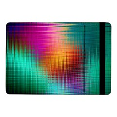 Colourful Weave Background Samsung Galaxy Tab Pro 10.1  Flip Case