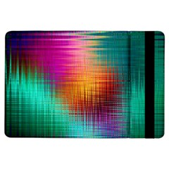 Colourful Weave Background iPad Air Flip