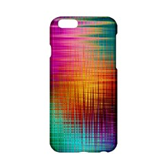 Colourful Weave Background Apple iPhone 6/6S Hardshell Case