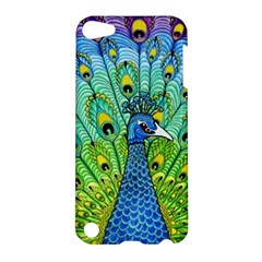 Peacock Bird Animation Apple Ipod Touch 5 Hardshell Case