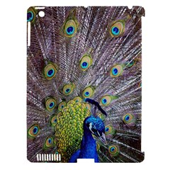Peacock Bird Feathers Apple iPad 3/4 Hardshell Case (Compatible with Smart Cover)