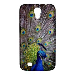 Peacock Bird Feathers Samsung Galaxy Mega 6.3  I9200 Hardshell Case