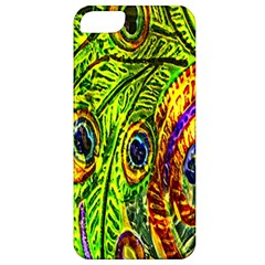 Peacock Feathers Apple iPhone 5 Classic Hardshell Case