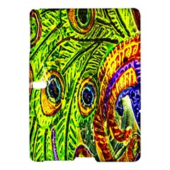Peacock Feathers Samsung Galaxy Tab S (10 5 ) Hardshell Case