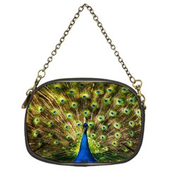 Peacock Bird Chain Purses (Two Sides)
