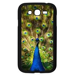 Peacock Bird Samsung Galaxy Grand DUOS I9082 Case (Black)