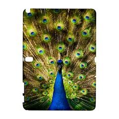 Peacock Bird Galaxy Note 1