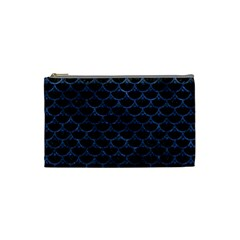 SCA3 BK-MRBL BL-STONE Cosmetic Bag (Small)