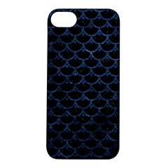 SCA3 BK-MRBL BL-STONE Apple iPhone 5S/ SE Hardshell Case