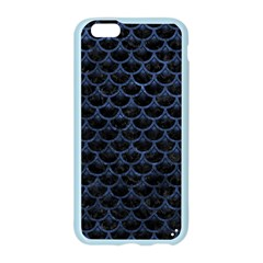 SCA3 BK-MRBL BL-STONE Apple Seamless iPhone 6/6S Case (Color)