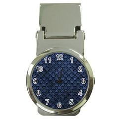 SCA2 BK-MRBL BL-STONE (R) Money Clip Watches