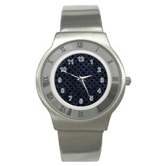 SCA2 BK-MRBL BL-STONE Stainless Steel Watch