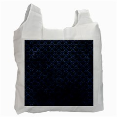 SCA2 BK-MRBL BL-STONE Recycle Bag (One Side)