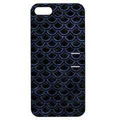 SCA2 BK-MRBL BL-STONE Apple iPhone 5 Hardshell Case with Stand