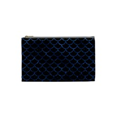 SCA1 BK-MRBL BL-STONE Cosmetic Bag (Small)