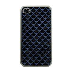 SCA1 BK-MRBL BL-STONE Apple iPhone 4 Case (Clear)