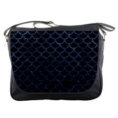 SCA1 BK-MRBL BL-STONE Messenger Bags
