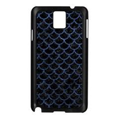 SCA1 BK-MRBL BL-STONE Samsung Galaxy Note 3 N9005 Case (Black)