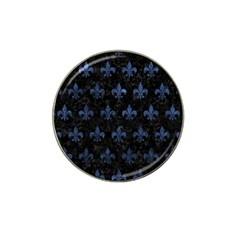 RYL1 BK-MRBL BL-STONE (R) Hat Clip Ball Marker
