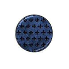 RYL1 BK-MRBL BL-STONE Hat Clip Ball Marker