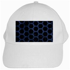 HXG2 BK-MRBL BL-STONE White Cap