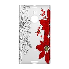 Poinsettia Flower Coloring Page Nokia Lumia 1520